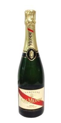 Mumm Cordon Rouge Champagner