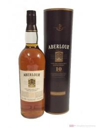 Aberlour 10 Years Old Highland Single Malt Scotch Whisky 1,0l