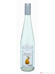 Alde Gott Williams Birnen Brand Obstler 40% 0,7l Flasche Obstbrand