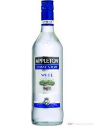Appleton White Rum 37,5% 0,7l Ron Flasche