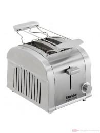 Bartscher 2 Scheiben Toaster Silverline