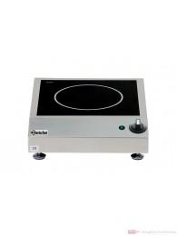 Bartscher Induktionstischherd mit einer Kochstelle 2.5 kW 230V