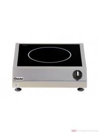Bartscher Induktionstischherd mit einer Kochstelle mit 3,5 kW / 230 V