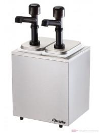 Bartscher Pumpstation 2 Pumpen