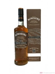 Bowmore White Sands 17 Years Single Malt Scotch Whisky 0,7l