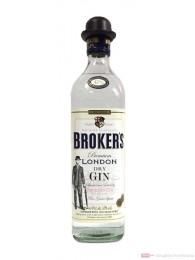 Broker's London Dry Gin 47%