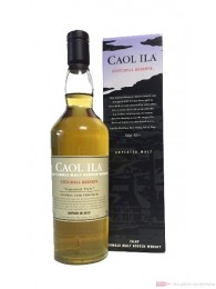Caol Ila Stitchell Reserve Unpeated Style Single Malt Whisky 0,7l