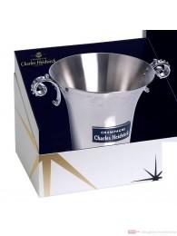 Charles Heidsieck Champagner Designer Kühler