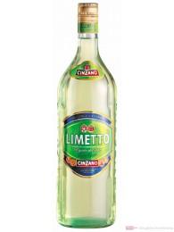 Cinzano Limetto Vermouth 14,8% 0,75l Wermut Flasche