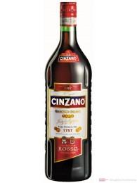 Cinzano Rosso Vermouth 15% 0,75l Flasche