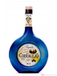 Corralejo Reposado triple destilado Tequila 38 % 0,7 l Flasche