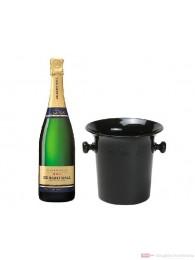 De Saint Gall Champagner Millesime 2005 Blanc de Blanc im Kübel 0,75l