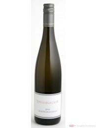 Dreissigacker Grauburgunder Weißwein Qba trocken 2010 13% 0,75l Flasche