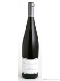 Dreissigacker Spätburgunder Qba trocken 2006 Rotwein 12,5% 0,75l Flasche