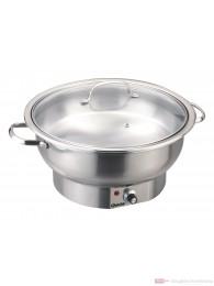 Elektro Chafing Dish SilverLine rund