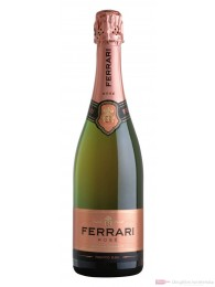 Ferrari Rose Sekt 12,5% 6-0,75l Flaschen