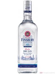 Finsbury Platinum Gin 47 % 0,7 l Flasche