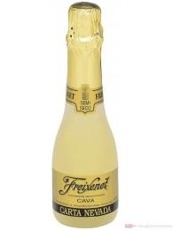 Freixenet Sekt Carta Nevada Semi Seco 12% 24-0,2l Piccolo Flasche