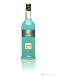 Giffard Mint Icy Sirup 1,0 l Flasche