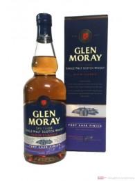 Glen Moray Elgin Classic Port Cask Finish Small Batch Release 0,7l