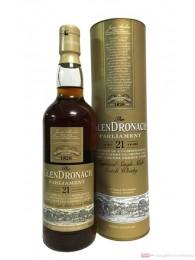 Glendronach 21 Years Parliament Single Malt Scotch Whisky 0,7l