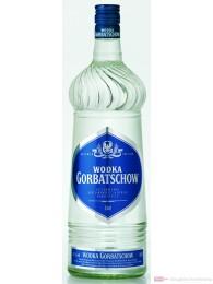 Gorbatschow Wodka 37,5% Vodka 1,0l Flasche