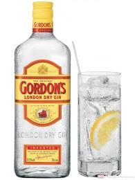 Gordon's Gin 37,5% 1,0l Flasche