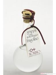 Grappa Nonino Cru Monovitigno Fragolino 45 % 0,5 l Flasche