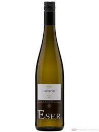 Hans Theo Eser Riesling Lößlehm Qba trocken Weißwein 2008 11,5% 0,75l Flasche