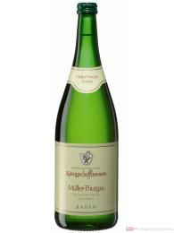 Königschaffhausen Müller Thurgau Hasenberg Qba trocken 2010 Weißwein 11,5% 1,0l Flasche