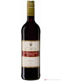 Königschaffhausen Spätburgunder Kabinett trocken Rotwein 2009 11,5% 0,75l Flasche
