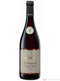 Königschaffhausen Spätburgunder Steingrüble Qba trocken Rotwein 2008 13% 0,75l Flasche