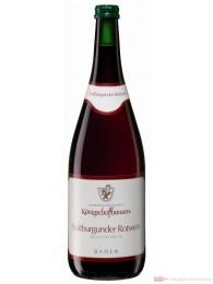 Königschaffhausen Spätburgunder Vulkanfelsen Qba trocken Rotwein 2010 13% 1,0l Flasche