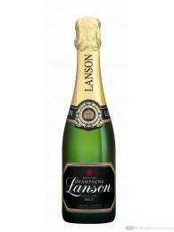 Lanson Champagner Black Label Brut 12% 0,375l Flasche