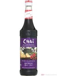 Le Sirop de Monin Chai Tea Sirup 1:8 0,7l Flasche