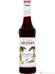 Le Sirop de Monin Grenadine Sirup 1 Flasche