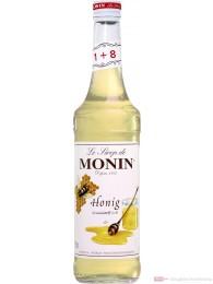 Le Sirop de Monin Honig Sirup 1:8 0,7 l Flasche