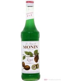 Le Sirop de Monin Kiwi Sirup 1:8 0,7 l Flasche