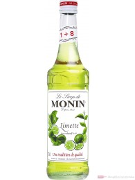 Le Sirop de Monin Limette Sirup 0,7l Flasche