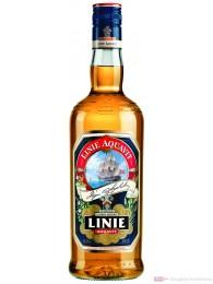 Linie Aquavit 41,5% 0,7l Flasche