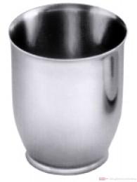 Contacto Löffelbecher aus Edelstahl hochglänzend Durchmesser 9cm