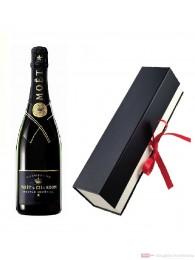 Moet & Chandon Champagner Nectar Impérial in hochwertiger Geschenkfaltschachtel
