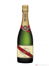 Mumm Cordon Rouge Champagner 12% 0,75 l Flasche