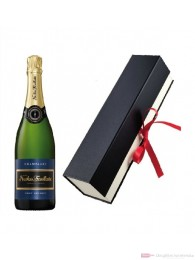 Nicolas Feuillatte Champagner Geschenkfaltschachtel