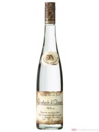 Nusbaumer Quetsch Alsace Obstbrand 45 % 0,7 l Obstler Flasche