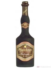 Papidoux Calvados XO 40% 0,7l Flasche