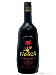 Passoa Likör 17% 0,7l Flasche