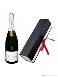 Pol Roger Champagner in Geschenkfaltschachtel