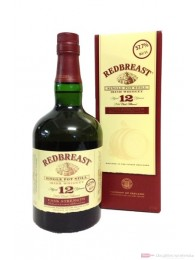 Redbreast 12 Years Cask Strength Single Pot Still Irish Whiskey 0,7l