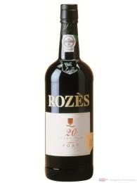 Rozès 20 Jahre Porto